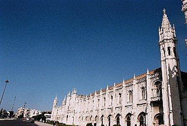 傑若尼莫修道院
