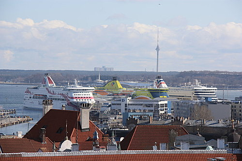 愛沙尼亞港口 495