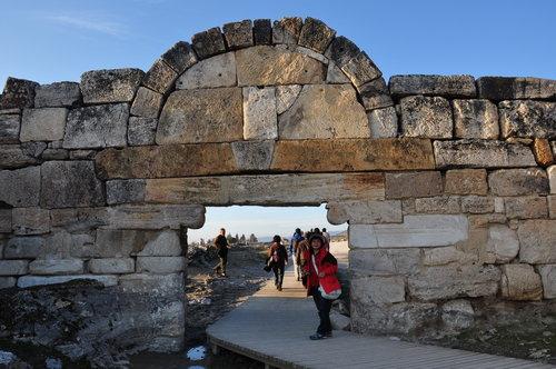 120201土耳其希拉波里斯石門 404