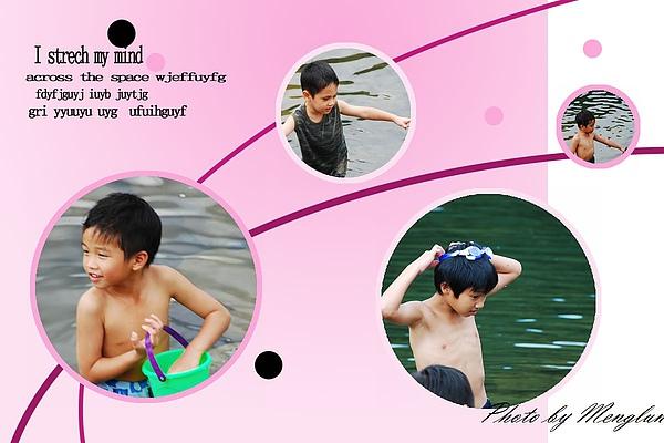 玩水玩得一頭愉快的孩子們.jpg