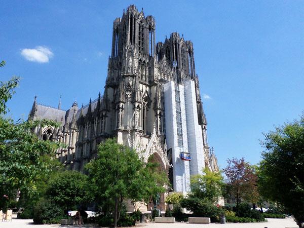 蘭斯主教座堂