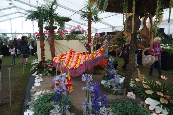 southport flower show