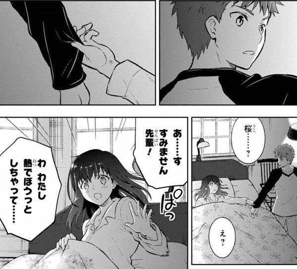Fate stay night Heaven's Feel 27話  間桐桜