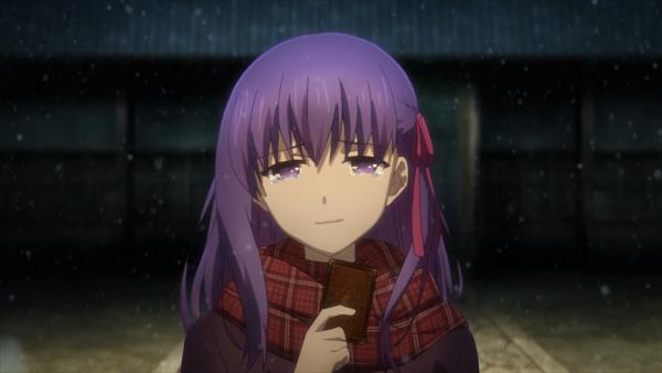劇場版Fate/kaleid liner プリズマ☆イリヤ 雪下の誓い 間桐桜