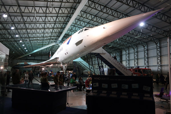 The Concorde Experience G-BOAA