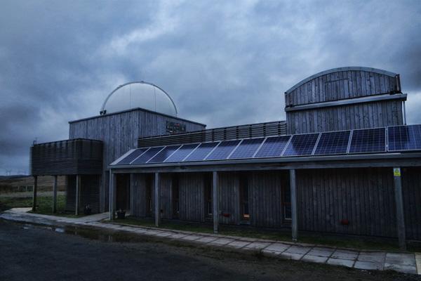 Scottish Dark Sky Observatory,蘇格蘭暗天天文臺