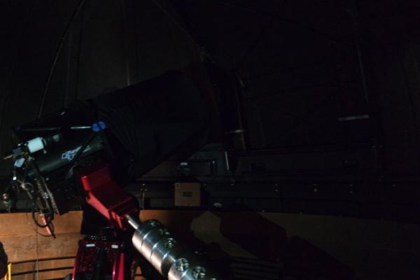 "20"" Corrected Dall Kirkham telescope, Scottish Dark Sky Observatory"