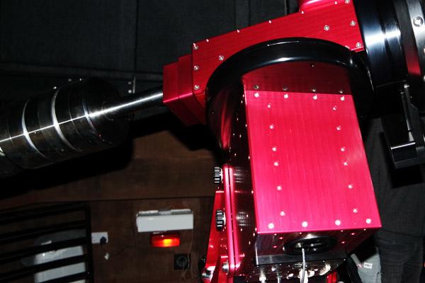 "20"" Corrected Dall Kirkham telescope,Scottish Dark Sky Observatory"