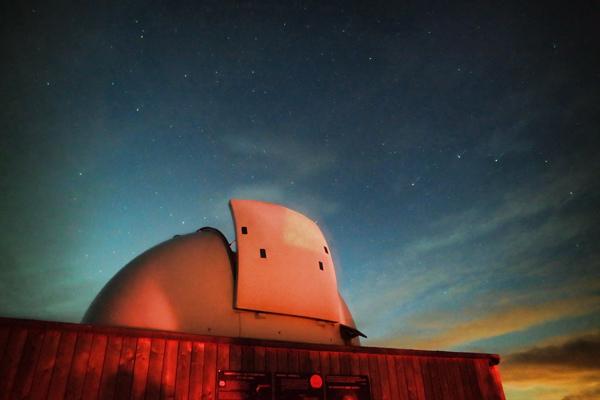 Scottish Dark Sky Observatory(蘇格蘭暗天天文臺)