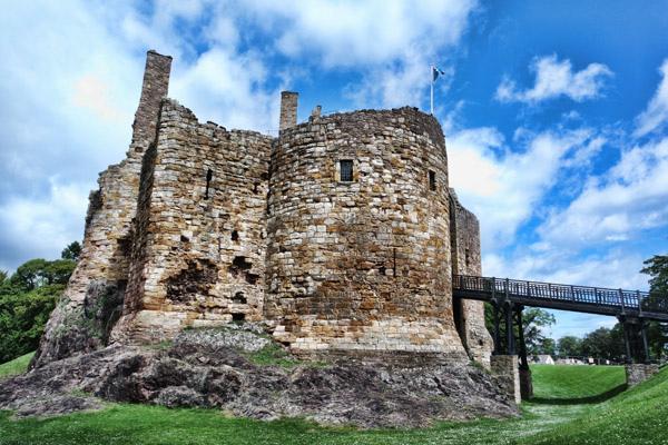 Dirleton Castle,德雷頓城堡