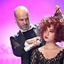 施華蔻專業國際品牌大使Guy+De+Waen示範髮藝'40S+RETRO++回歸40'S+