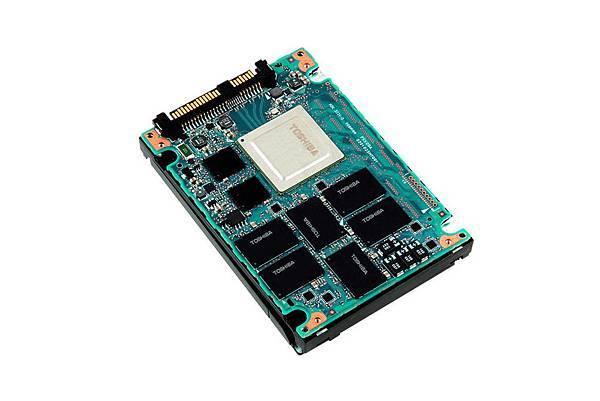 4. Toshiba全新企業級固態硬碟PX02SS
