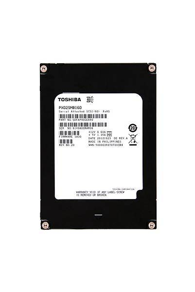 7. Toshiba全新企業級固態硬碟PX02SS
