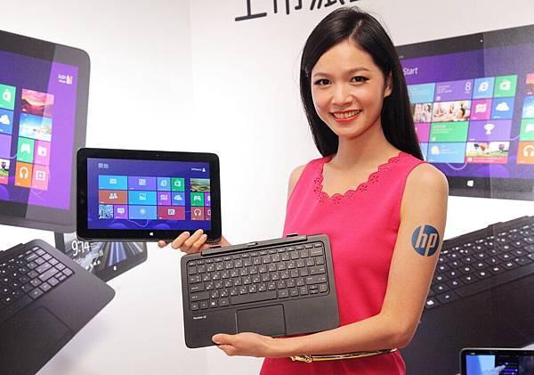圖說四、HP_Split_13_x2支援獨家Beats_Audio_音效與1366x768_HD高畫質螢幕,讓您享受完美流暢的影音娛樂功能