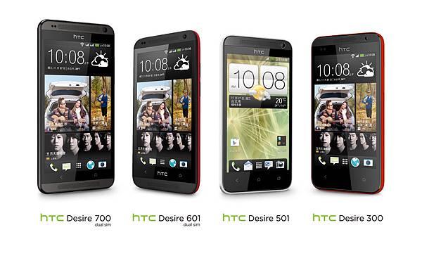 HTC Desire系列