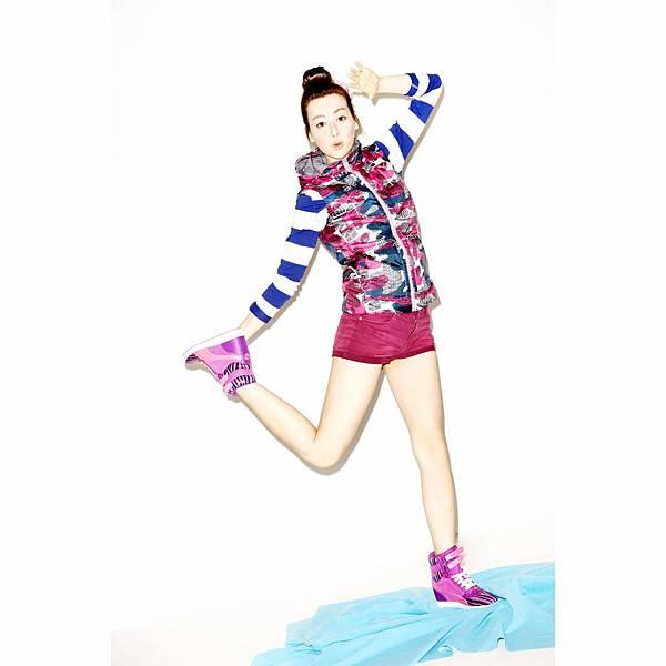 PUMA Sky Wedge時尚運動風高筒楔型鞋