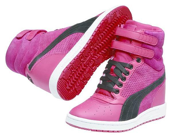 35542706-PUMA Sky Wedge Reptile運動風高筒楔型鞋 建議售價:NT$ 3,280