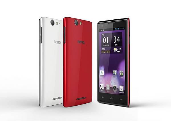 BenQ 1300萬畫素四核智慧型手機 F3_1