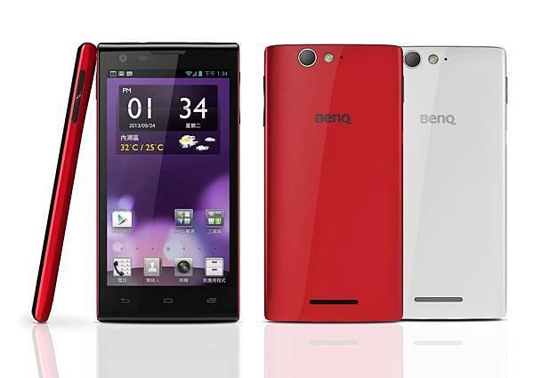BenQ 1300萬畫素四核智慧型手機 F3_2