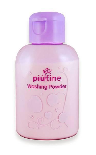 piufine水嫩超保濕洗顏粉