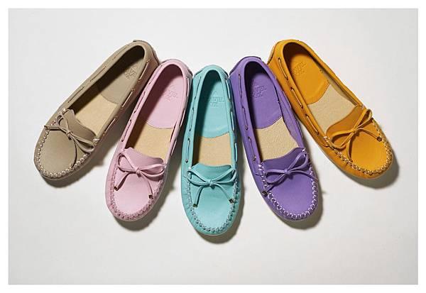 TRAVEL FOX 馬卡龍豆豆鞋(女)_ 原價 $3,000元_聖誕幸福價 $2,400元