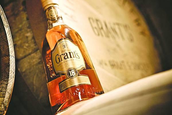 格蘭Grant's 18年調和式麥芽威士忌獲選為「蘇格蘭調和式威士忌最高榮譽」