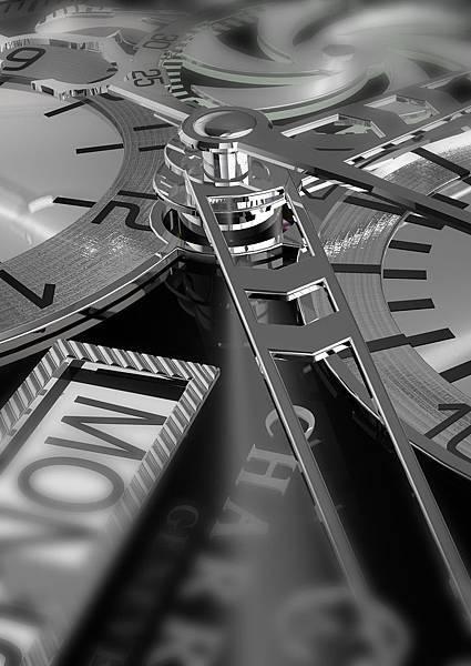 圖四 CHARRIOL GRAN CELTICA™ 自動計時腕錶機芯之美,建議售價NT$132,900