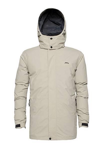 Hilltop山頂鳥「二合一防水羽絨外套」男款-2 原價$12800 品牌日特價$6830
