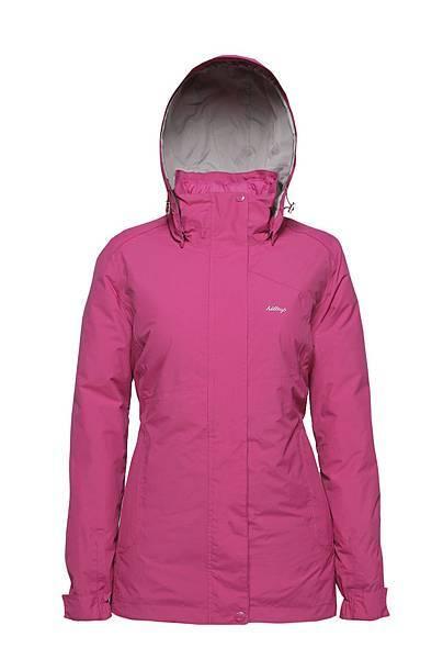Hilltop山頂鳥「二合一防水羽絨短大衣」女款-1 原價$12800 品牌日特價$6830