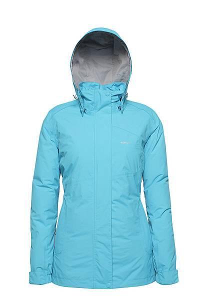 Hilltop山頂鳥「二合一防水羽絨短大衣」女款-2 原價$12800 品牌日特價$6830