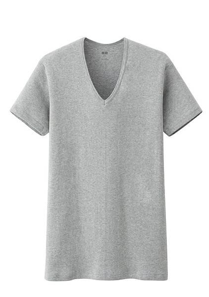 男裝SUPIMA COTTON V領T恤_087539_03_A1_R