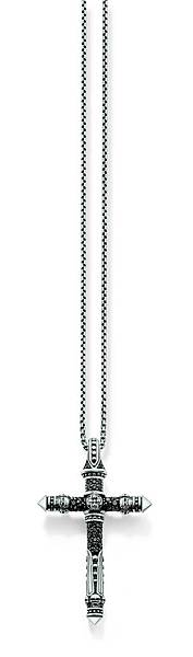 17.THOMAS SABO Rebel at Heart十字架項鍊組 建議總售價 NT $ 19,280