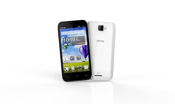 BenQ 4G LTE智慧型手機 F4 _正拍