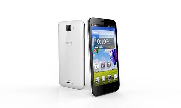 BenQ 4G LTE智慧型手機 F4 _側拍
