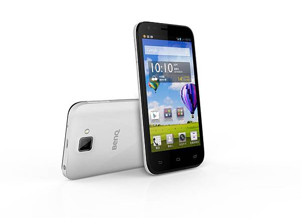 BenQ 4G LTE智慧型手機 F4 _右側