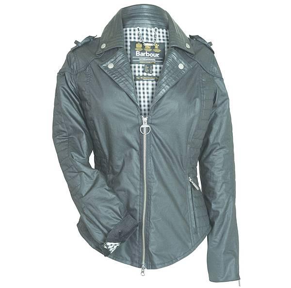 Barbour International 油布騎士夾克
