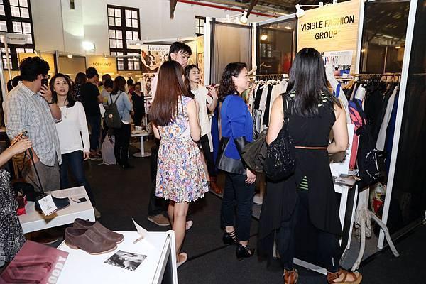 「台北魅力展 Taipei IN Style」春季展於松山文創園區展示國內外設計師品牌服裝