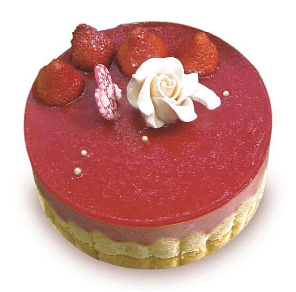 【KiGiVE母親節蛋糕】紫羅蘭慕絲