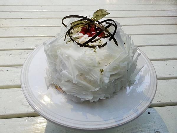 【KiGiVE母親節蛋糕】雪白の愛