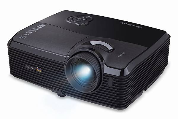 ViewSonic Pro8520HD_產品圖