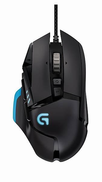 羅技 G502 Proteus Core 自調控遊戲滑鼠_產品圖(2)