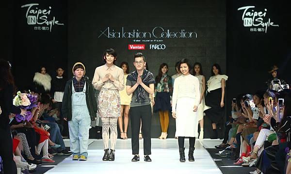 國際時尚計畫Asia Fashion Collection 匯聚台、日、韓、港設計師,於台北魅力展重現紐約時裝週風景