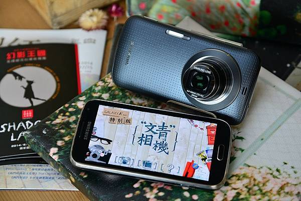 GALAXY K zoom專屬「文青相機」App   簡單後製你的生活風格
