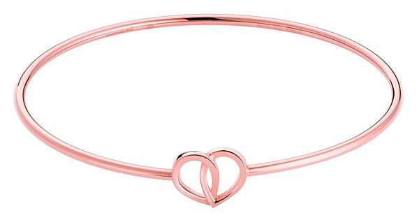 111396 萬寶龍摯愛系列玫瑰金手環,NT$69,600