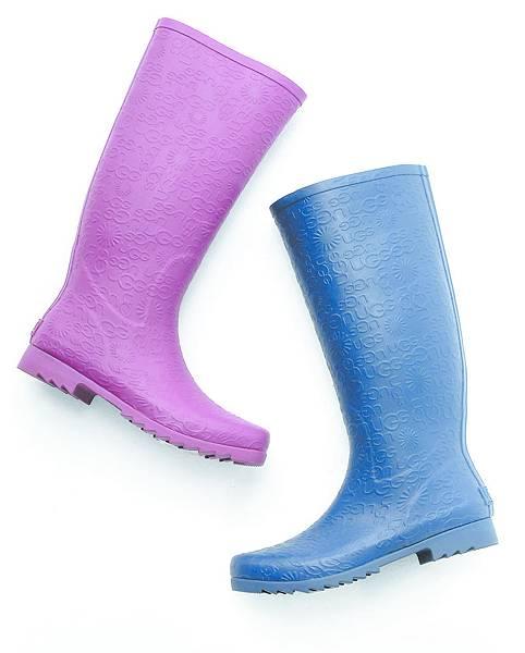 UGG australia素色雨鞋原價4,800元推薦價2,880元