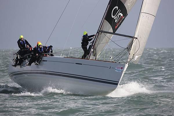 Beneteau First 40 in Regatta