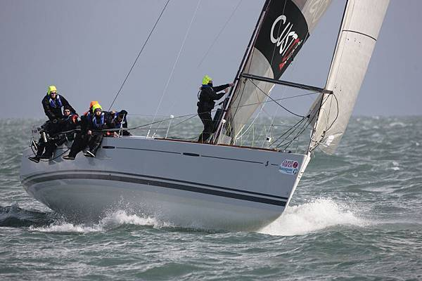 Beneteau First 40 in Regatta