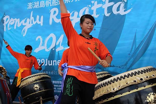 澎湖當地傳統藝術表演
