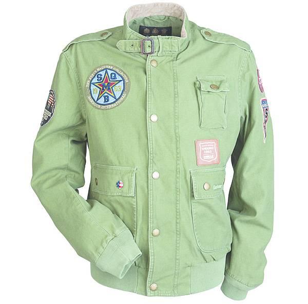 Steve McQueen Flyer Jacket 夏季復古夾克