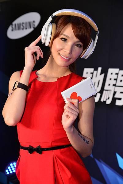 Samsung Level Over耳罩 直覺操作 感受原音重現